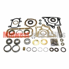 """Overhaul Repair Kit with 1-1/4"""" Intermediate Shaft, fits 1953-71 Jeep & Willys with Dana Spicer 18 Transfer Case"""