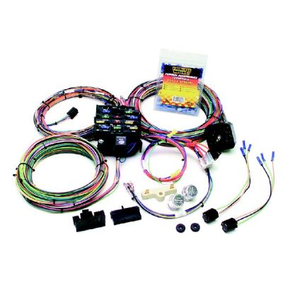 cj7 electric choke wiring diagram painless wiring harness kit for 1975 1986 jeep cj5 cj7 1978 ford electric choke wiring diagram