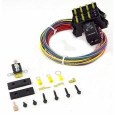 Painless Wiring 7 Circuit Fuse Block with Hardware, Universal Jeep Applications