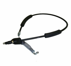 Parking Brake Cable, fits 2007-13 Jeep Wrangler JK 2 Door