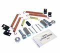 Parking Brake Hardware Kit, fits 2007-13 Jeep Wrangler JK, Wrangler Unlimited JK & 2008-12 Jeep Liberty KK