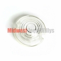Parking Lamp Lens, Clear, 1950-64 Willys Jeepsters, Station Wagons, and Trucks