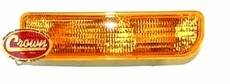 Passenger Side Parking Lamp, fits 1997-01 Jeep Cherokee XJ