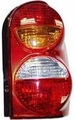 Passenger Side Rear Tail Lamp, fits 2002-04 Jeep Liberty