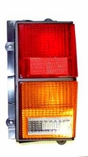 Passenger Side Tail Lamp Assembly, fits 1984-96 Jeep Cherokee XJ