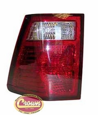 Passenger Side Tail Lamp Assembly, fits 2007-10 Jeep Grand Cherokee WK