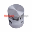 Piston & Pin, .060 Oversize for Willys Jeep L-134 & F-134 4 Cylinder Engines