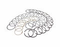 Piston ring set, 1970-78 AMC 401, standard