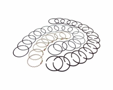 Piston ring set, 1971-91 AMC V8 360, .010 over