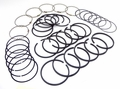 "Piston Ring Set (226 CI), .040"" Over, 6-226ci Engine, 1954-1964 Willys Pickup & Station Wagon"