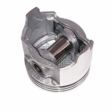 Piston with Pin (standard) Fits: 1976-78 CJ (w/ 6 cylinder 232, 258)  17427.18