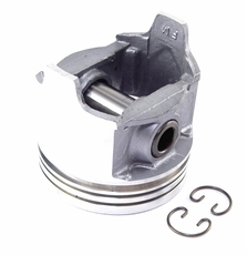 Piston with Pin (standard) Fits: 1979-90 CJ/Wrangler (w/ 4.2L 6 cylinder)  17427.21