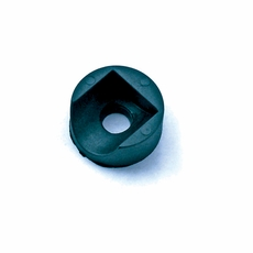 Mirror Arm Bushing, Plastic, 55-86 Jeep CJ Models by Rugged Ridge