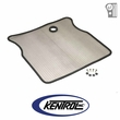 Polished Stainless Steel Bug Shield fits 1955-1986 Jeep CJ Models by Kentrol