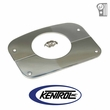 ( 30426 ) Polished Stainless Steel Column Cover fits 1976-1986 Jeep CJ Models by Kentrol