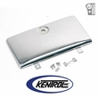 Polished Stainless Steel Glove Box Door fits 1972-1986 Jeep CJ Models by Kentrol