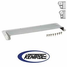 Polished Stainless Steel Hood Vent Air Scoop fits 1978-1995 Jeep CJ & YJ Wrangler by Kentrol