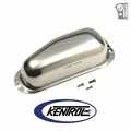 Polished Stainless Steel Wiper Motor Cover fits 1968-1975 Jeep CJ5 by Kentrol