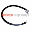 Positive Battery Cable, Battery to Switch, 1941-45 MB, GPW