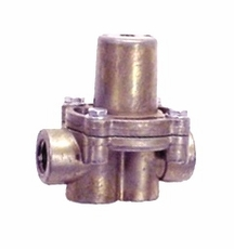 Pressure Protection Valve, Closed 45 PSI, Open 65 PSI, KN-31000