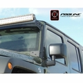 Proline 4WD 2007-2017 Jeep Wrangler JK Windshield LED Light Bar Mount