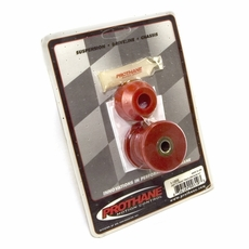 Prothane Track Arm Bushing Kit for Jeep 1997-06 WRANGLER, Front, RED