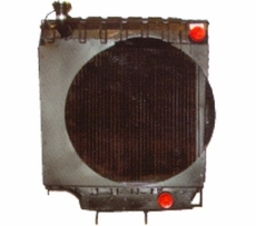 Radiator for M35A2 with LD-465 or LDT-465 Engines, 10876110