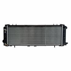 Radiator, Jeep Cherokee (1998-2001) w/ 4.0L engine. Heavy Duty; Core Size: 31 x 10-7/8; 1 Row