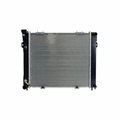 Radiator, Jeep Grand Cherokee (1998) w/ 4.0L engine. Core Size: 22-1/4 x 19-3/8; 2 Rows