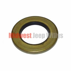 Rear Axle Inner Seal with Tapered Axles, Fits Jeep CJ Models, C101, M38, M38A1, FC150, 4WD Station Wagon, 4WD Sedan Delivery with Dana 41 & 44 Axles
