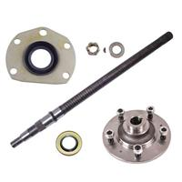 Rear Axle Kit, Drivers Side, Fits 1982-1986 CJ7 & CJ8