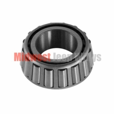 Rear Axle Shaft Bearing Cone with Tapered Axles, Fits Jeep CJ Models, C101, M38, M38A1, FC150, 4WD Station Wagon, 4WD Sedan Delivery with Dana 41 & 44 Axles