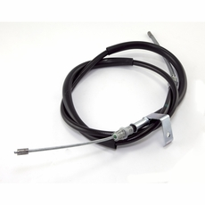 "Rear Brake Cable Jeep Wrangler (1991-1995); 71-5/8"" Long; Right."