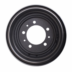 "Rear Brake Drum, 1978-1986 Jeep CJ With 10"" Rear Brakes"