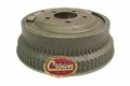 Rear Brake Drum, 1984-89 Jeep Wrangler YJ and Cherokee XJ with Dana 35 Rear Axle