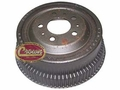Rear Brake Drum, 1987-95 Jeep Wrangler YJ and 1987-90 Cherokee XJ with Dana 44 Rear Axle