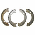 Rear Brake Shoe & Lining Set Jeep Wrangler (2003-2006); Parking Brake.