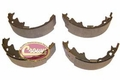 Rear Brake Shoe Set, 1990-00 Jeep Wrangler, Cherokee XJ with Dana 35 Axle.