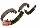 "Rear Drum Brake Shoe Set, 1977-91 Jeep SJ & J-Series, 11"" x 2"" Brakes"
