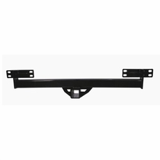 Receiver Hitch for Rear Tube Bumpers, 87-06 Jeep Wrangler by Rugged Ridge