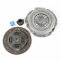 Regular Clutch Kit, 3.6L Engine, 12-15 Jeep Wrangler JK by Omix-ADA