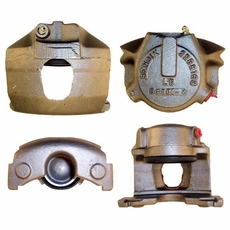 Remanufactured Left Side Disc Brake Caliper, fits 1977-1978 Jeep CJ5, CJ7