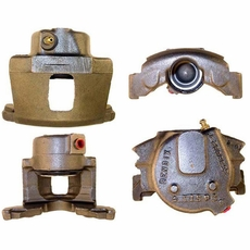 Remanufactured Left Side Disc Brake Caliper, fits 1978-1981 Jeep CJ5, CJ7 with 2 Bolt Caliper Bracket