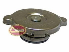 Replacement 18lb Radiator Cap, fits 1997-10 Jeep Wrangler TJ, JK, JK Unlimited