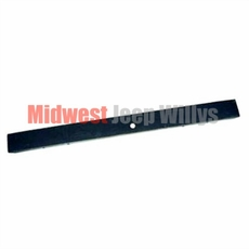 Replacement Front Bumper, Fits 1941-1945 Jeep Willys MB, Ford GPW Models