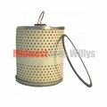Replacement Oil Filter C-4 Military Type, Fits 1941-71 MB, GPW, CJ2A, M38, M38A1