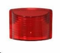 Replacement Side Clearance Marker Light Red Lens, NSN# 6220-00-299-7426