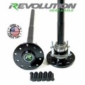 Revolution Gear & Axle 2007-2017 Jeep Wrangler JK, X & Sahara US Made Rear Axle Kit, 30 Spline