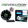 Revolution Gear & Axle Jeep Dana 44 US Made Rear Axle Kit 87-06 Jeep, 30 Spline with E-Locker