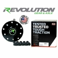 Revolution Gear & Axle Jeep Dana 44 US Made Rear Axle Kit 87-06 Jeep, 33 Spline Super 44 with ARB